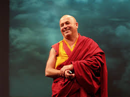 Andy Puddicombe Monk