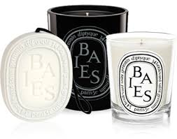 Baies candles and oval