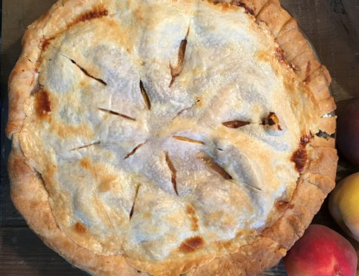 easy peach pie, simple peach pie, delicious peach pie, peach pie filling, peaches, peach dessert peach