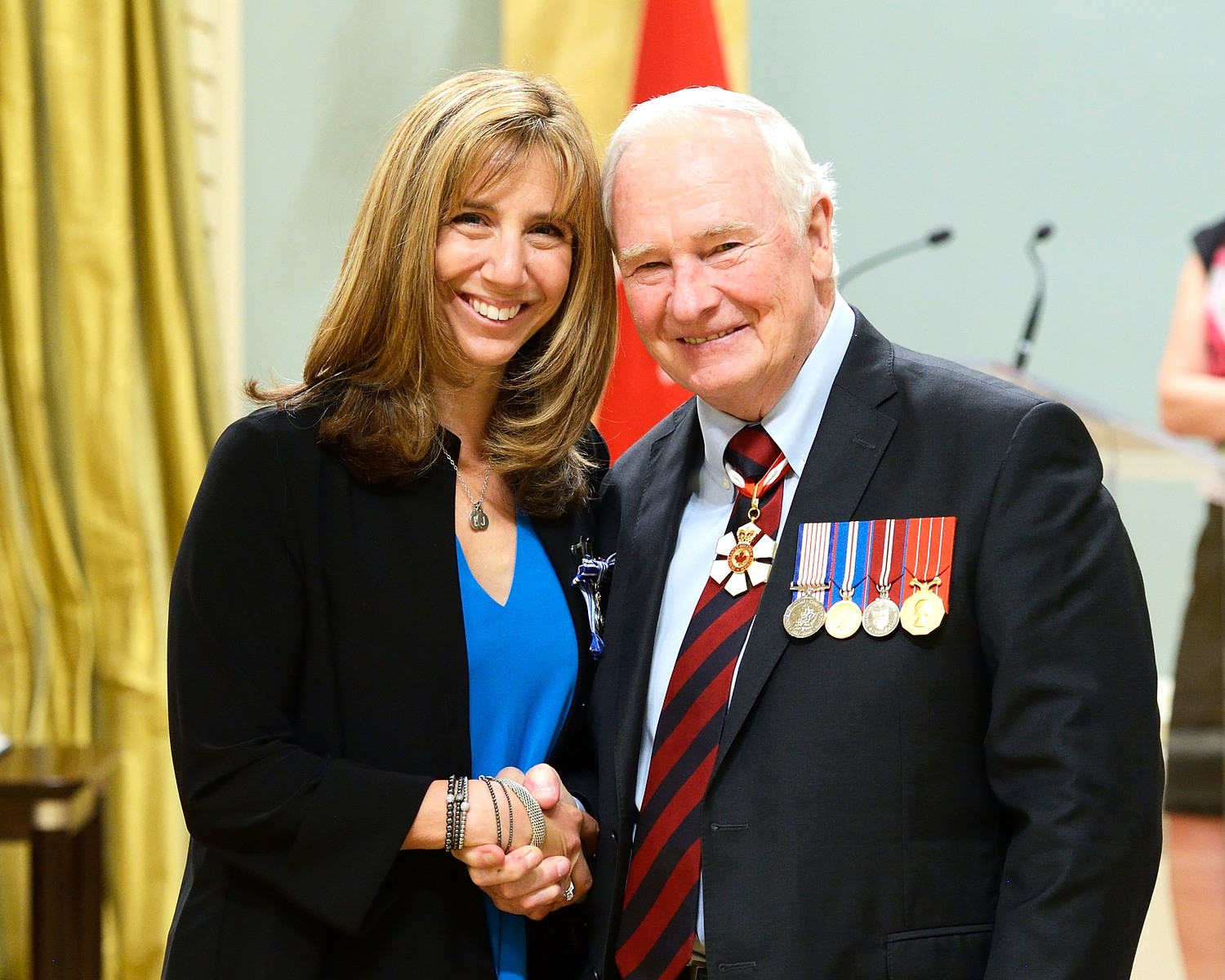governor general of canada, Meritorious Service Medal, ellen schwartz