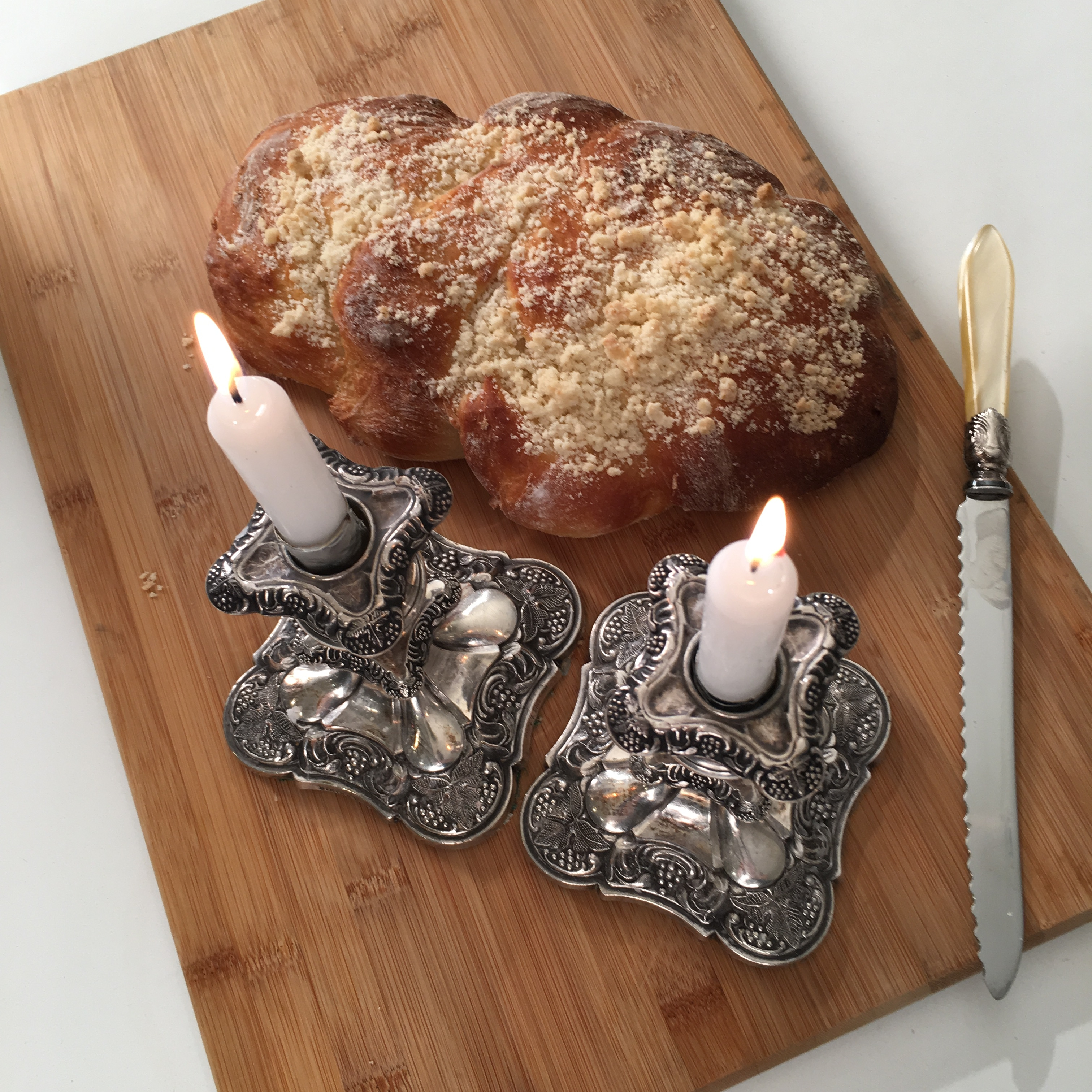 Sweet challah, egg bread, challah, homemade challah